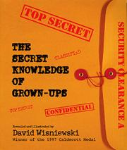 Cover art for THE SECRET KNOWLEDGE OF GROWN-UPS