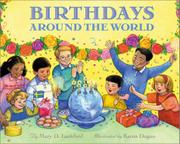 Cover art for BIRTHDAYS AROUND THE WORLD