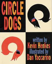 Book Cover for CIRCLE DOGS
