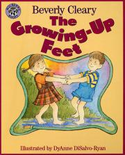 Book Cover for THE GROWING-UP FEET