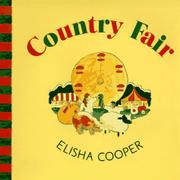 COUNTRY FAIR by Elisha Cooper