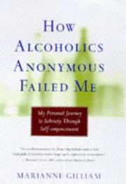 Cover art for HOW ALCOHOLICS ANONYMOUS FAILED ME