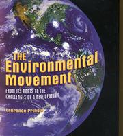 Cover art for THE ENVIRONMENTAL MOVEMENT