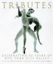 Book Cover for TRIBUTES