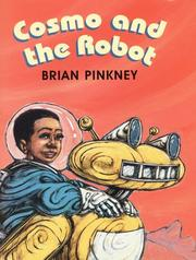 Book Cover for COSMO AND THE ROBOT