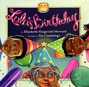 LULA'S BIRTHDAY by Elizabeth Fitzgerald Howard