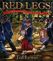 RED LEGS by Ted Lewin