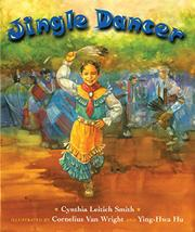 Book Cover for JINGLE DANCER