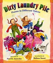 DIRTY LAUNDRY PILE by Paul B. Janeczko