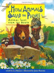 HOW ANIMALS SAVED THE PEOPLE by J.J. Reneaux