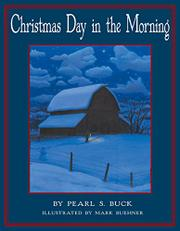 Cover art for CHRISTMAS DAY IN THE MORNING