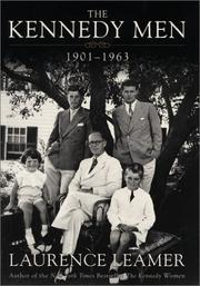 Book Cover for THE KENNEDY MEN
