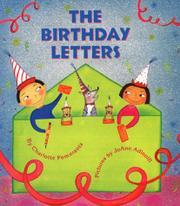 THE BIRTHDAY LETTERS by Charlotte Pomerantz