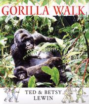 Cover art for GORILLA WALK