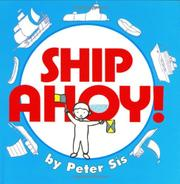 Book Cover for SHIP AHOY!