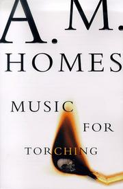 MUSIC FOR TORCHING by Homes A.M.