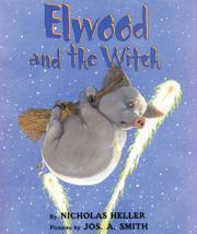 Cover art for ELWOOD AND THE WITCH