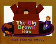 Cover art for THE BIG BROWN BOX