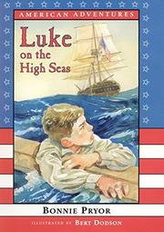 Cover art for LUKE ON THE HIGH SEAS