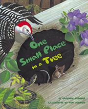 ONE SMALL PLACE IN A TREE by Barbara Brenner
