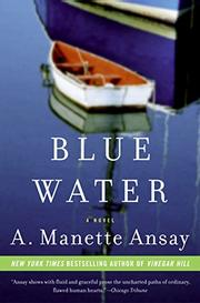 Cover art for BLUE WATER
