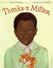 THANKS A MILLION by Nikki Grimes
