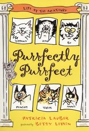 PURRFECTLY PURRFECT by Patricia Lauber