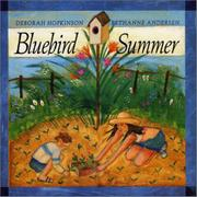 Cover art for BLUEBIRD SUMMER