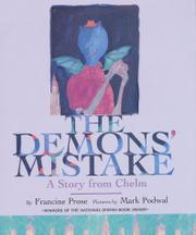 Cover art for THE DEMONS' MISTAKE