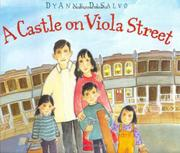 Cover art for A CASTLE ON VIOLA STREET