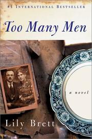 TOO MANY MEN by Lily Brett