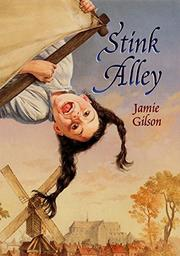 Cover art for STINK ALLEY