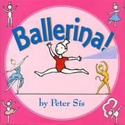 Book Cover for BALLERINA!