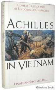 Book Cover for ACHILLES IN VIETNAM