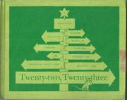 Cover art for TWENTY-TWO, TWENTY-THREE