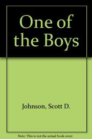 ONE OF THE BOYS by Scott Johnson