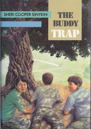 THE BUDDY TRAP by Sheri Cooper Sinykin
