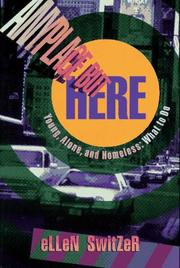 ANYPLACE BUT HERE by Ellen Switzer