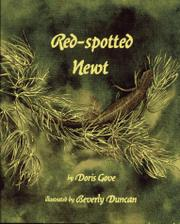 Cover art for RED-SPOTTED NEWT