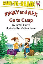 PINKY AND REX GO TO CAMP by James Howe