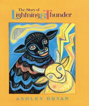 THE STORY OF LIGHTNING AND THUNDER by Ashley  Bryan
