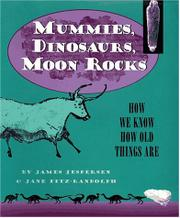 Book Cover for MUMMIES, DINOSAURS, MOON ROCKS