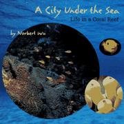 Book Cover for A CITY UNDER THE SEA