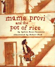 Cover art for MAMA PROVI AND THE POT OF RICE