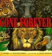 GONE FOREVER! by Sandra Markle