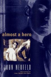 ALMOST A HERO by John Neufeld