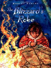 Book Cover for THE BLIZZARD'S ROBE
