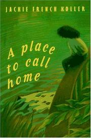 Book Cover for A PLACE TO CALL HOME