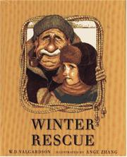WINTER RESCUE by W.D. Valgardson