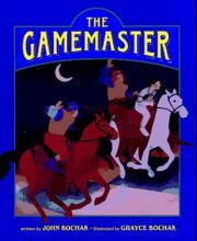 THE GAMEMASTER by John Bochak